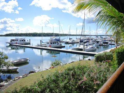 Photo for 2BR Apartment Vacation Rental in Tin Can Bay, QLD