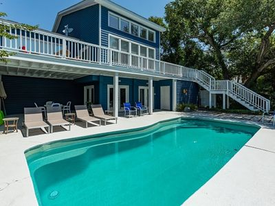 Photo for Stunning Home w/ Private Pool and Wild Dunes Amenities!