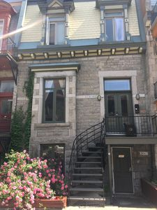 Photo for Three-story historical house in the center of the Plateau Mont-Royal