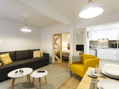 Photo for NEW! Charming & Bright 1BR flat @ Alfama's heart