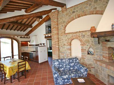 Photo for 2 bedroom Apartment, sleeps 4 in Corsano with Pool and WiFi