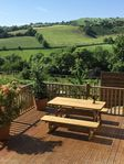 Beautifully presented cottage with amazing views