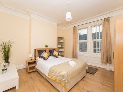 Photo for Apartment 360 m from the center of Newcastle upon Tyne with Internet, Washing machine (751668)