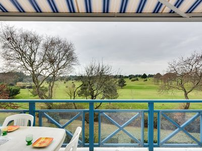 Photo for Apartment T3 63m2: Between Golf and Sea