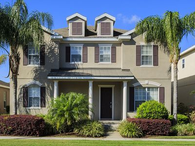 Photo for Tommy Bahama | AMAZING VALUED Home in Centre of Reunion Resort Close to Disney!