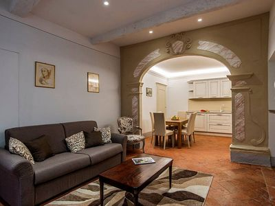 Photo for 1BR Apartment Vacation Rental in Cortona, Toscana