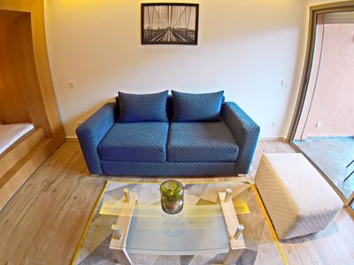 Photo for Homerez last minute deal - Amazing studio with terrace and Wifi