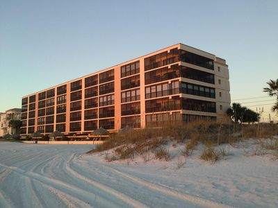 Photo for Luxury Beachfront Corner Condo