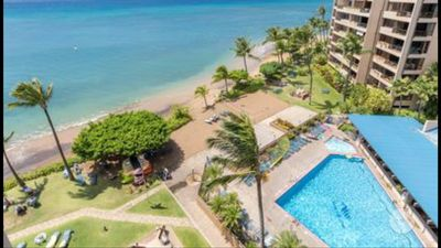 Photo for Stunning one bedroom one bathroom condo at Sands of Kahana