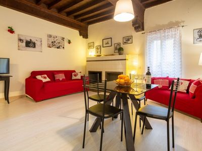 Photo for Apartment for rent in Via delle Terme