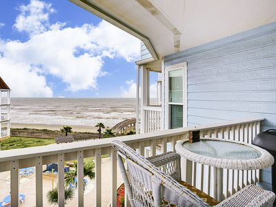 Photo for SUMMER ESCAPE TO SEASCAPE - LOCATED RIGHT ON THE GULF WITH AWESOME VIEWS
