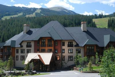 The Cirque -Copper Mountain Luxury condo SKI-IN to within 30 feet of our patio!