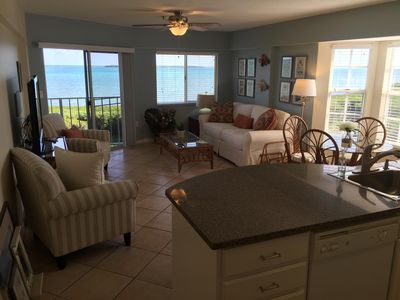 Photo for Ocean Views All Rooms !  Top Floor !  Large - End Unit, Quiet !!
