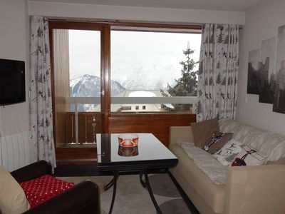 Photo for APARTMENT ALPE D'HUEZ DISTRICT ECLOSE EST