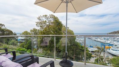 Photo for Paradiso, 2/4 Laman Street - beautiful unit with stunning water views & pool
