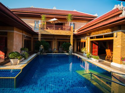Photo for Exclusive Balinese 7BR Villa for rent