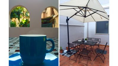 Photo for Independent house with terrace-Catania center