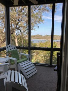 Photo for Gorgeous Marsh Views from Timbercreek