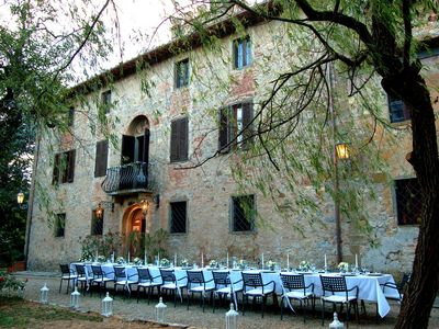 Photo for 5BR Villa Vacation Rental in Arezzo Area, Tuscany