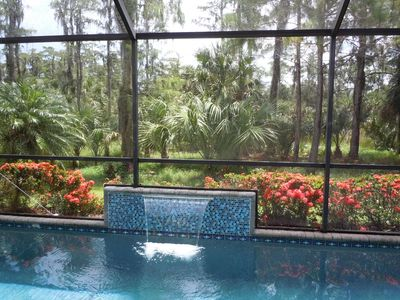 Photo for Island Like Paradise!! Near Beach! Gated Country Club Home! Avail Jan-March 2018