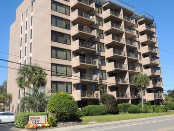 Ocean View Towers, Myrtle Beach, SC, USA