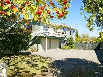 Photo for Relax at Rainbow Point - Taupo Holiday Home