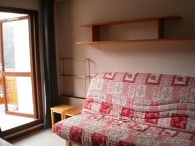 Photo for Apartment Les Deux Alpes, 1 bedroom, 4 persons
