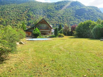 Photo for Sunny villa near Luchon