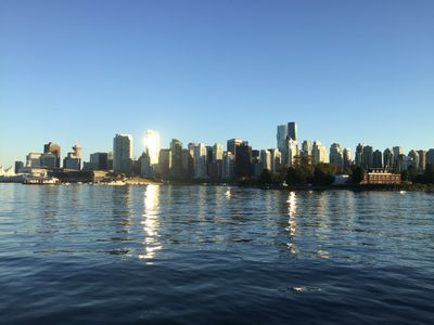 Photo for Beautiful 1000 Sf downtown condo. The best of the best Coal Harbour location
