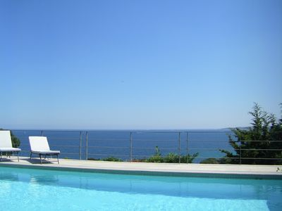 Photo for IN THE GULF OF ST TROPEZ LUXURY HOUSE