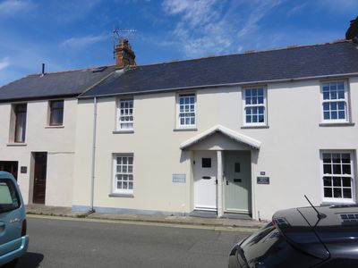 Photo for Traditional Renovated Stone Cottage within St Davids