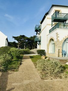 Photo for Studio 31m2 ground floor - ocean view & direct beach access