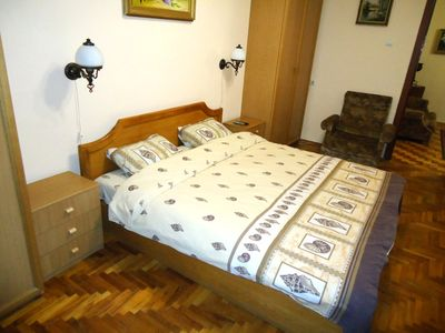 Photo for Huge two-rooms apartment in the center of Kiev