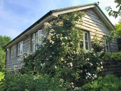 Berry Farm Cottage in Bloom