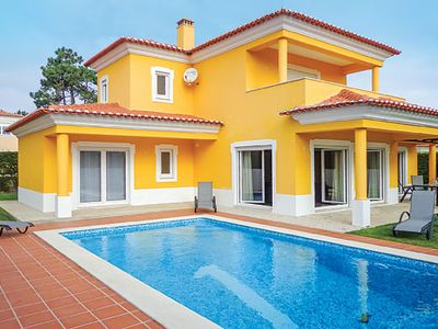 Photo for Villa w/ air con, private pool + terrace, close to clubhouse w/ tennis + kids' club