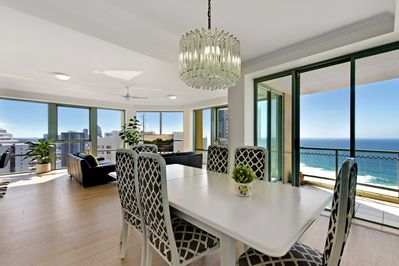 Surfers Paradise Holiday Apartment Ocean Front Prestige