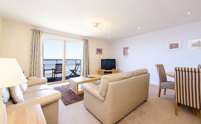Photo for 5 Star Sea Front Apartments, Located on the Beach
