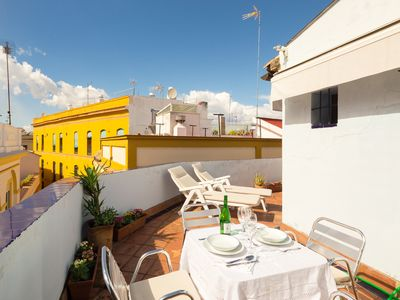 Photo for San Felipe Terrace. 1 bedroom, private terrace