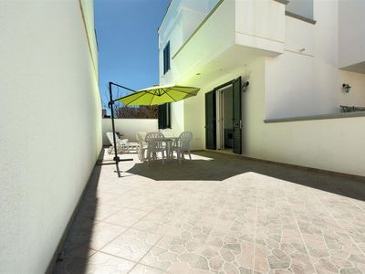 Photo for 326 Ground Floor Apartment at 50 Meters from the Beach in Lido Marin