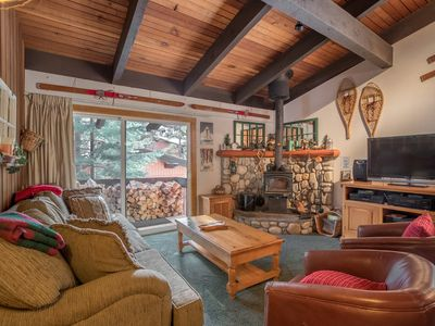 Photo for Remodeled 2BR/2BA Condo-Walk to Canyon Lodge-FREE WIFI-Best Jacuzzi in Mammoth