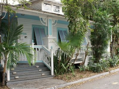 Photo for Little Paradise, Historic Seaport Old Town Key West 2/2