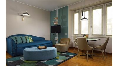 Photo for 1BR Corporate Apartment Vacation Rental in Milano