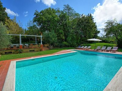 Photo for 5BR Country House / Chateau Vacation Rental in Montespertoli, Toscana