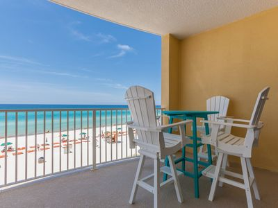 Photo for Beautiful Condo ALL RE-DONE FRONT BEACH CHAIRS INCLUDED