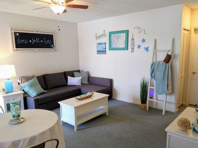 Photo for Cozy 1 bedroom-Close to the Beach!