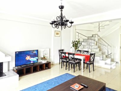 Photo for Two storey house in Nafplio - Huge, modern and luxurious