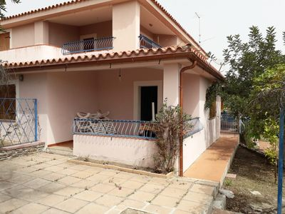 Photo for 5 minutes walk from the beach Fuile Mare - private parking Orosei
