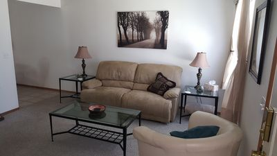 Photo for Overnight With Us - 3500 #4 - 2 BDRM, 1.5 BA, 2 Car Garage