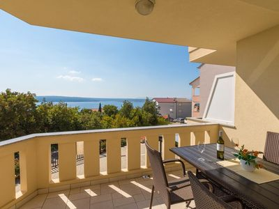 Photo for Holiday apartment Dramalj for 3 - 5 persons with 1 bedroom - Holiday apartment