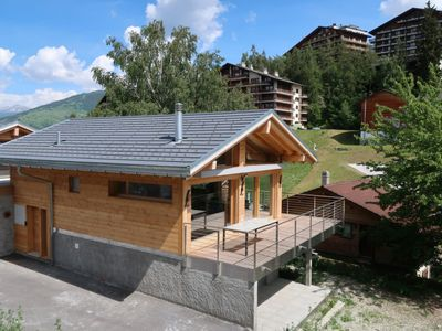 Photo for Vacation home Les Penguins in Nendaz - 8 persons, 3 bedrooms